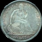 Liberty Seated Half Dollar
