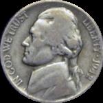 Silver War Nickel