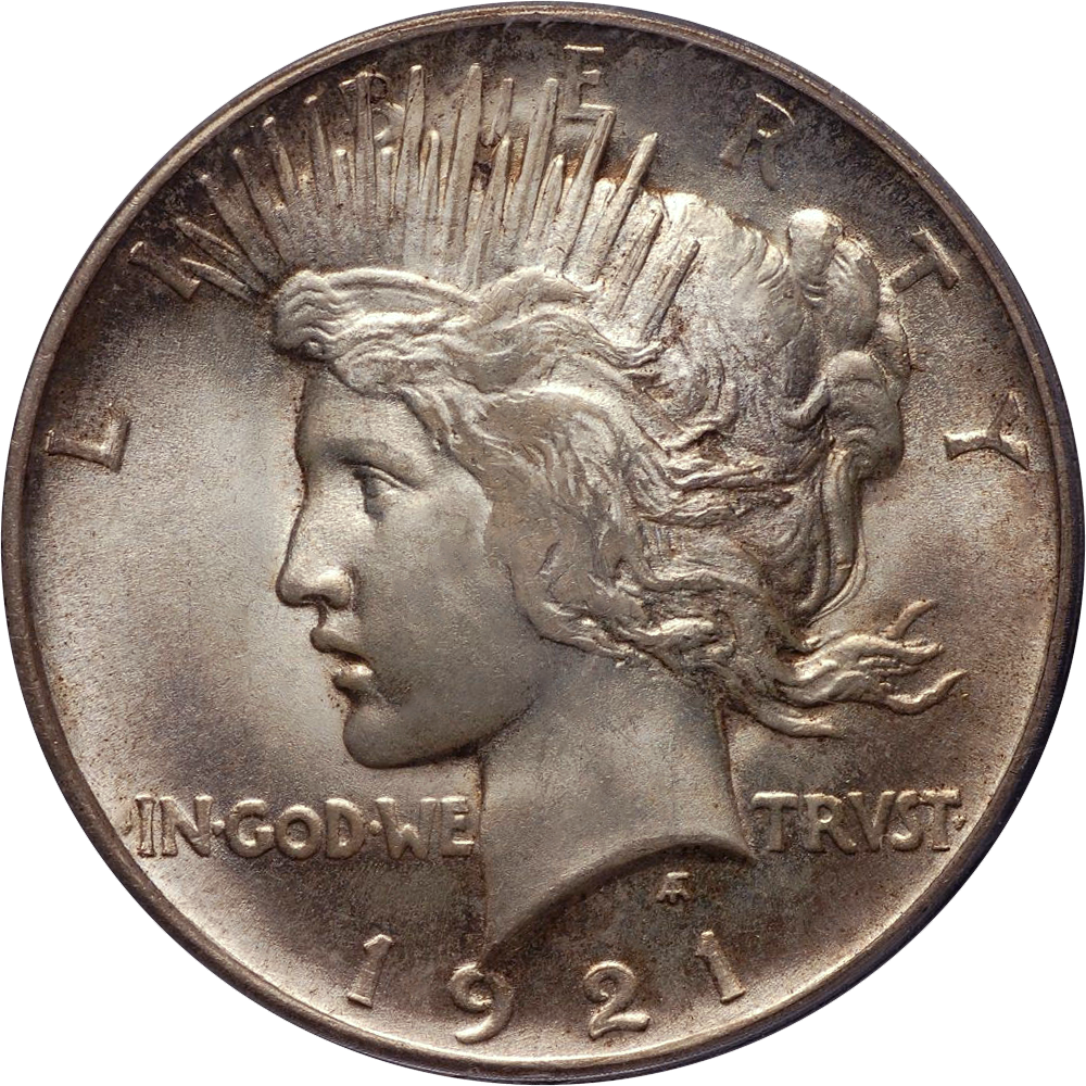 1921 Peace Dollar Silver Value